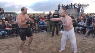 Aikido majster v MMA ringu (Rusko)