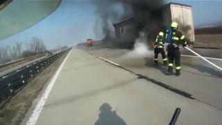 Som hasič!