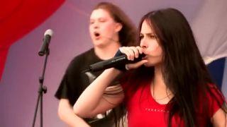 Medzičasom na death-metalovom festivale na Sibíri