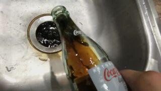 Prekvapenie v Coca-Cole light!