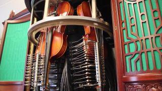 Keď vám zahrá Hupfeld Phonoliszt-Violina
