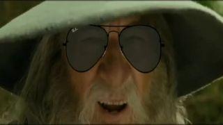 Gandalf, ako ho nepoznáte