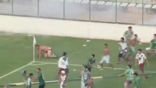 Toľko idiotov na jednom štadióne (Brazília)