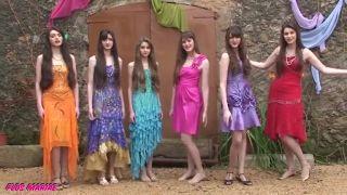 Hudobná skupinka Kvety Márie so svojim hitom Amén!