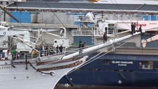 Po 3 mesiacoch opäť v prístave! (Nórsko)