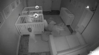 V izbe je ticho, hádam už zaspali!