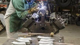 Kompletná renovácia motoru Chrysler FirePower