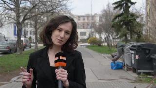 Bezdomovec v reportáži TV Prima