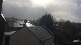 Pravé škótske počasie