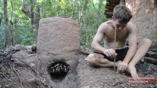 Výroba pece a hrnčiarstvo (primitívne techniky prežitia)