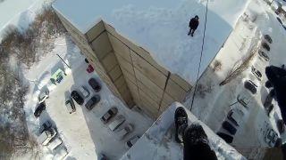 Odvážili by ste sa na takýto skok?