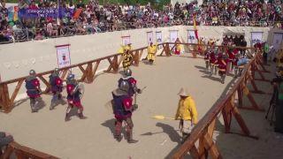 Stredoveké bitky národov - Slovensko vs. Španielsko