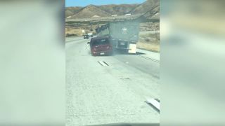 Zastavte ten kamión prosím! (Kalifornia)