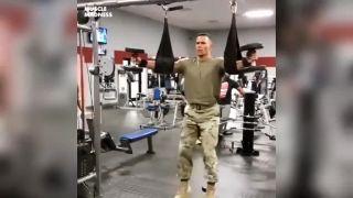 Cviky tohto vojaka zopakujete len s ťažkosťou!