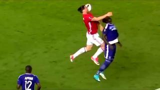 Nepríjemné zranenie Zlatana Ibrahimovića