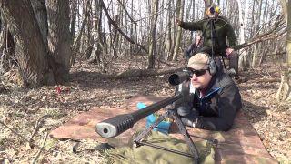 Streľba s puškou na vzdialenosť 3400 metrov