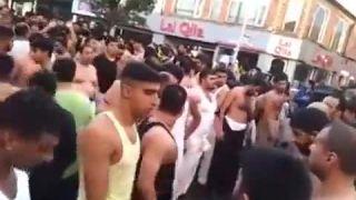 Medzičasom v anglickom Manchestri (moslimské zvyky)