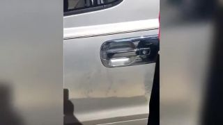 Zadržané auto pašerákov drôg (USA)