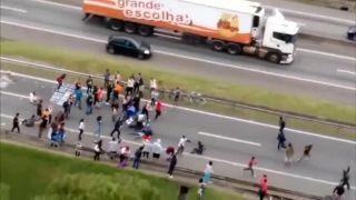 Protestanti v São Paulo vs. vodič