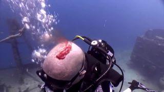 Potápanie vo vraku lode SS Thistlegorm (ako sa stať návnadou)