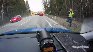 Estónskym policajtom neujdete
