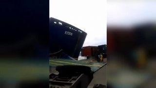 Nehoda trajektu v Dominikánskej republike
