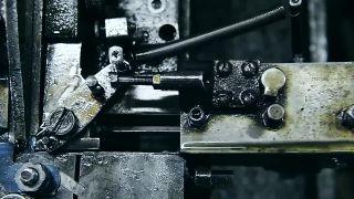 Stroje, ktoré vás ukľudnia (Industriálne Japonsko)