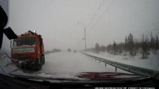 Krásne májové počasie v ruskom Salekharde