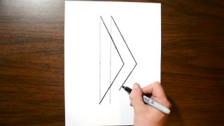 3D rebrík - jednoduchá optická ilúzia pre vaše deti