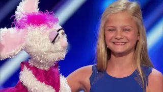 Vystúpenie 12-ročnej Darci Lynne uchvátilo porotu šou