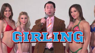 Poznáte hru girling?