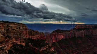 Najväčšia úžina sveta - Veľký kaňon  (timelapse)