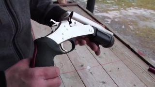 Broková pištoľ Rossi kaliber 12