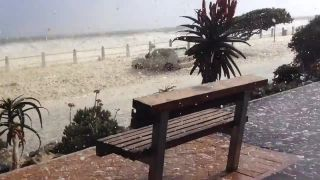 Slaná morská pena (Kapské mesto)
