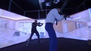 VirTra - Simulátor aktívneho strelca