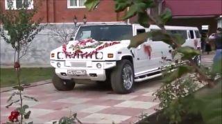 Honosná svadba čečenského mafiána