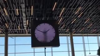Unikátny mechanizmus hodín (Amsterdam)