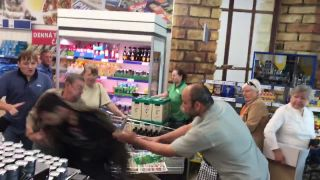 Zlodejov zúfalý pokus o útek, za šampóny na tri roky!
