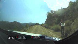 Osudná zákruta na Cyprus Rally 2017