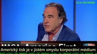 Oliver Stone o rozhovoroch s Putinom