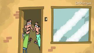 Miláčik, niečo je za dverami!