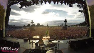 Pred koncertom Green Day v Hyde parku