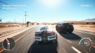 Need for Speed Payback - oficiálny pútač