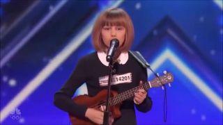 Ako vyhrať America's Got Talent 2016 v 12r (Grace VanderWaal)
