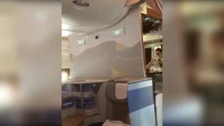 Prvá trieda na palube Emirates airlines