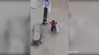 Zmizla v zakalenej vode, mysleli, že neprežije (Nepál)