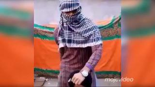 Terorista popravil mladého muža