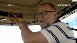 Čech testuje traktor za 9 mega - Fendt 1046 vario