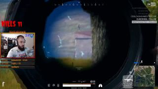 PUBG 22 kills solo game WIN !