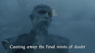 Game of Thrones - When the Wolves Cry Out